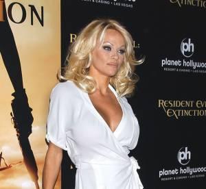 Pamela Anderson et sa white obsession : la bimbo se rachète une virginité