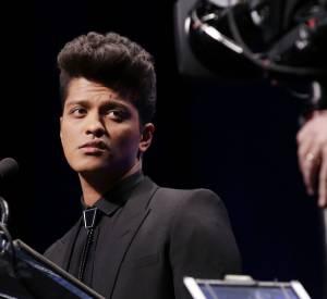 Bruno Mars mettra le feu au Super Bowl 2014 !