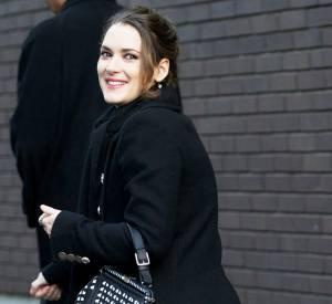 Winona Ryder, l'ex de Johnny Depp qui pense avoir son mot à dire sur cette nouvelle relation.