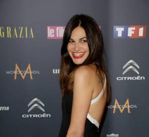 Helena Noguerra, Sara Forestier, les beautés des Trophées du Film Français 2014