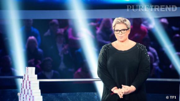 """Laurence Boccolini a fait son grand retour sur TF1 avec """"Money Drop"""" !"""