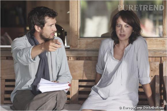 """Valérie Bonneton, dirigée par Guillaume Canet dans """"Les Petits mouchoirs""""."""