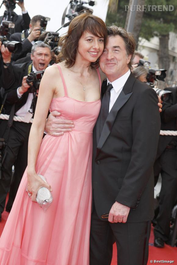 """Valérie Bonneton et François Cluzet se sont séparés quelques jours après la sortie des """"Petits mouchoirs""""."""