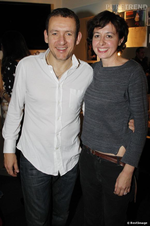 Valérie Bonneton et Dany Boon, des amis de longue date.