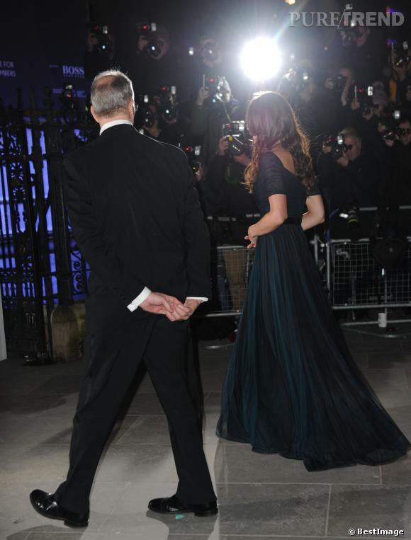 Les photographes n'en ont que pour la Duchesse de Cambridge.