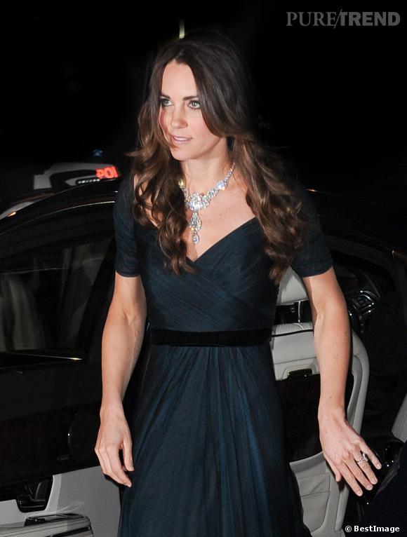 Encore un succès pour la duchesse Kate Middleton.