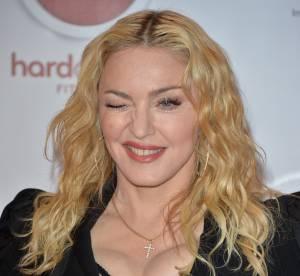 Madonna, reine du décolleté gonflé à 55 ans