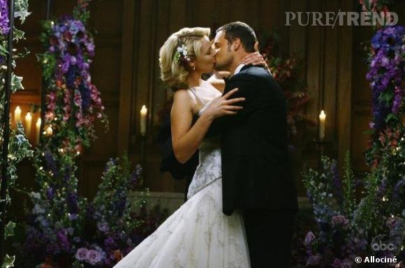 """Qui se souvient du mariage d'Izzie et Alex dans """"Grey's Anatomy"""" ?"""