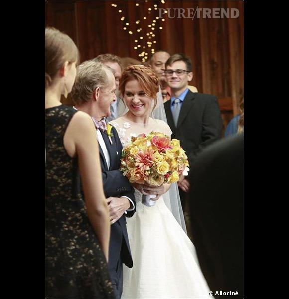 """Dans les derniers épisodes de """"Grey's Anatomy"""", Kepner est sur le point de se marier."""