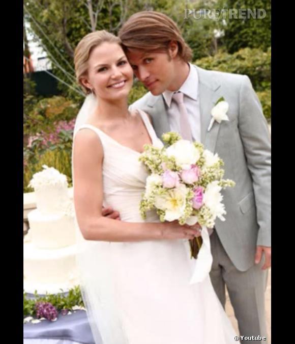 """Le mariage de Cameron et Chase dans """"Dr House"""", très chic !"""
