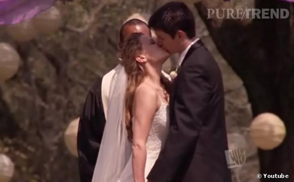 """Nathan et Haley ont également renouvelé leurs voeux dans """"One Tree Hill"""" !"""