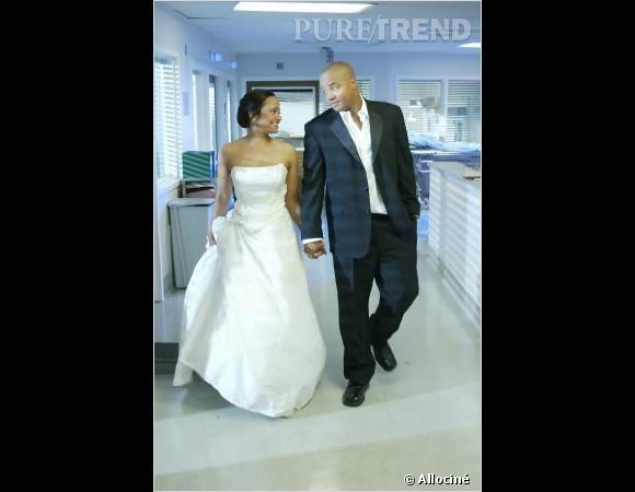 """Dans """"Scrubs"""", on aime le mariage de Turk et Carla..."""