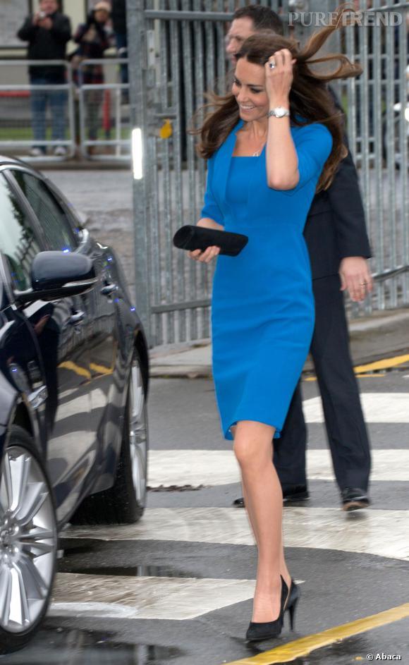 La vraie robe bleue