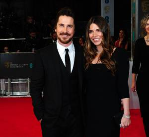 Christian Bale aux BAFTA Awards 2014 à Londres.