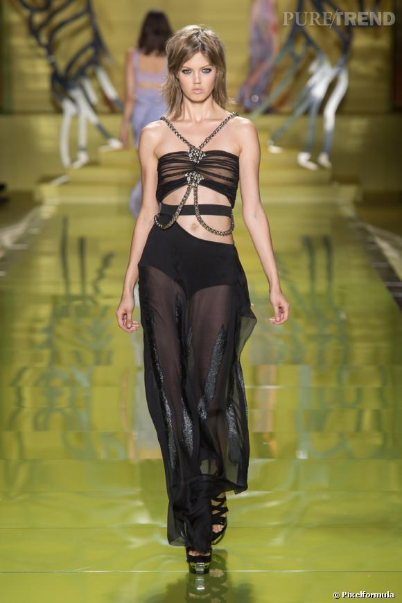 Défilé Versace Printemps-Été 2014