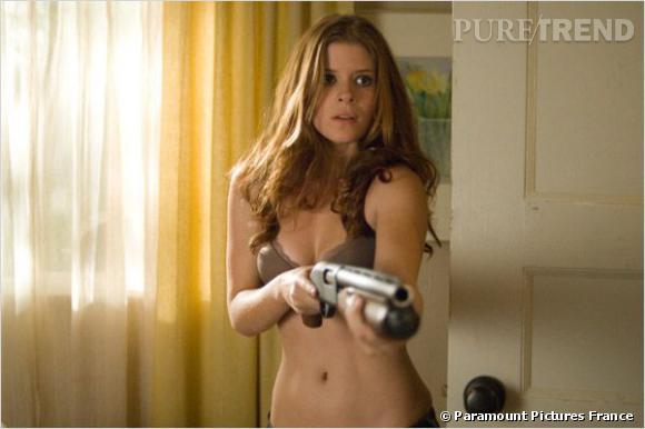 """Kate Mara sera la Femme Invisible dans """"Les 4 Fantastiques""""."""