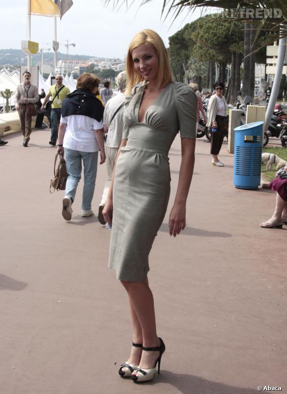 Ariane Brodier avait aussi animé une émission lors du 62ème Festival de Cannes.