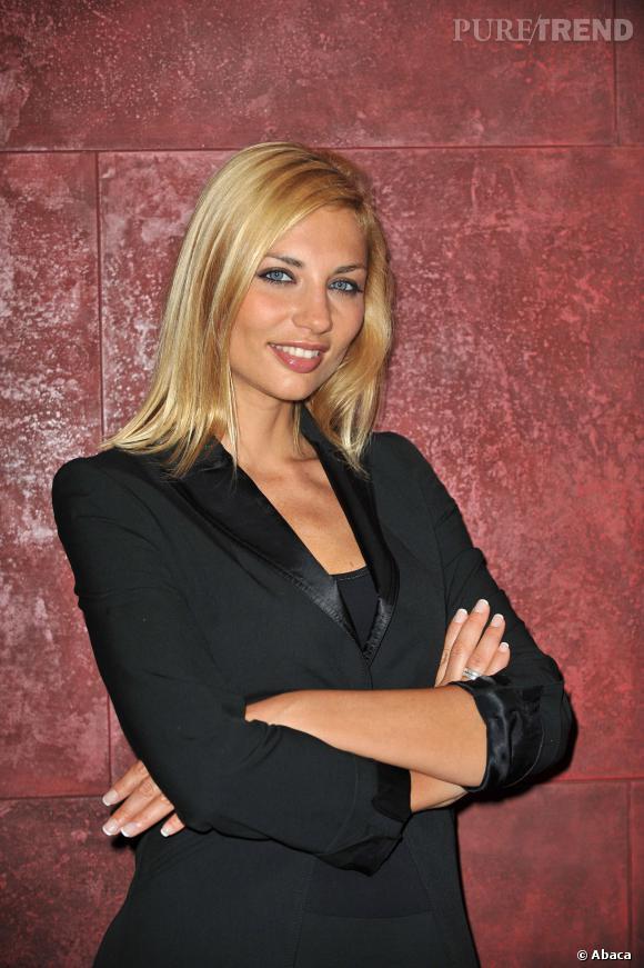 Ariane Brodier, une blonde qui a plus d'une corde à son arc !