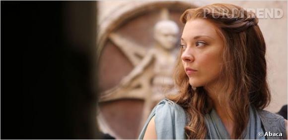"""Natalie Dormer dans """"Game of Thrones"""" saison 3."""