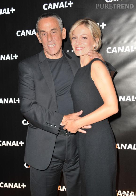 Thierry Ardisson et Audrey Crespo-Mara se marieront le 21 juin 2014.