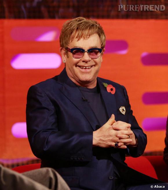 Elton John a longtemps été boulimique. En parler avec son amie Lady Diana, elle aussi malade, l'a sauvé