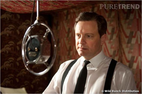 """Colin Firth a remporté l'Oscar du meilleur acteur pour """"Le Discours d'un roi""""."""