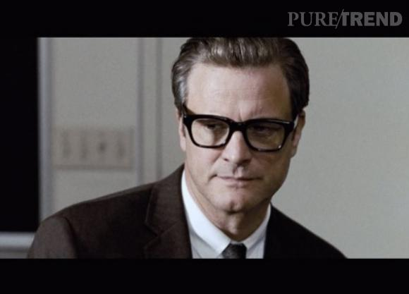 "Colin Firth dans ""A Single Man"" de Marc Jacobs."