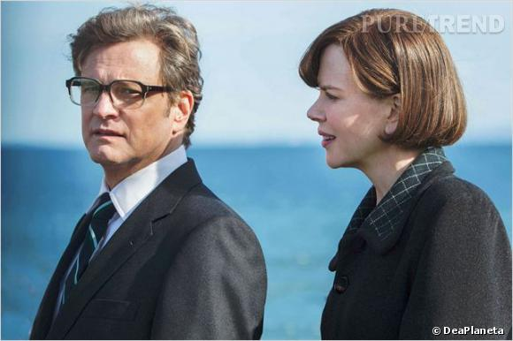 "Colin Firth et Nicole Kidman dans ""Railway Man""."