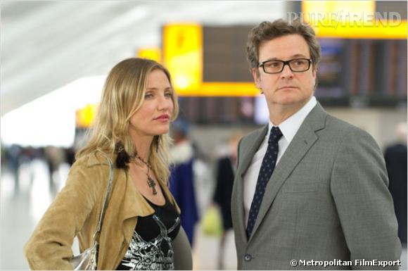 """Colin Firth et Cameron Diaz dans """"Gambit, arnaque à l'anglaise""""."""