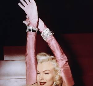 Marilyn Monroe, l'une des actrices les plus sexy du cinéma hollywoodien.