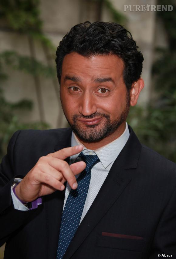"""Cyril Hanouna prépare un film avec toute sa bande de """"Touche pas à mon poste""""."""