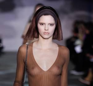 Kendall Jenner, new face qui monte et star de la Fashion Week en 10 photos