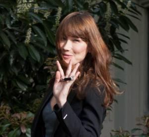 Carla Bruni : ''être l'épouse de Sarkozy, c'est une joie au quotidien''