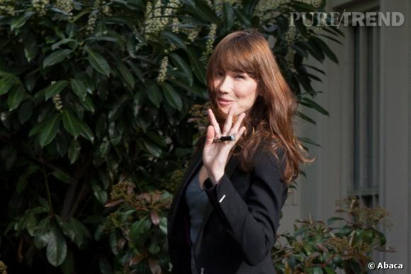 Carla Bruni a donné une interview confessions à Paris Match, sur ses projets, son mari Nicolas Sarkozy, ses années à l'Elysée...