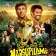 """Chantal Lauby dans """"Sur la piste du Marsupilami""""."""