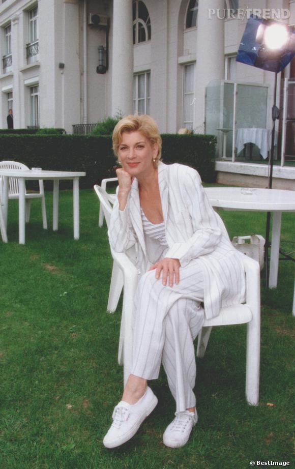 Michèle Laroque, ode au virginal dans les 90's !