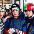 """Les pires dragueurs du cinéma : Evan Peters (au milieu) dans """"Pyjama Party"""". Le petit pervers qui espionne les filles dans leur chambre. Flippant."""