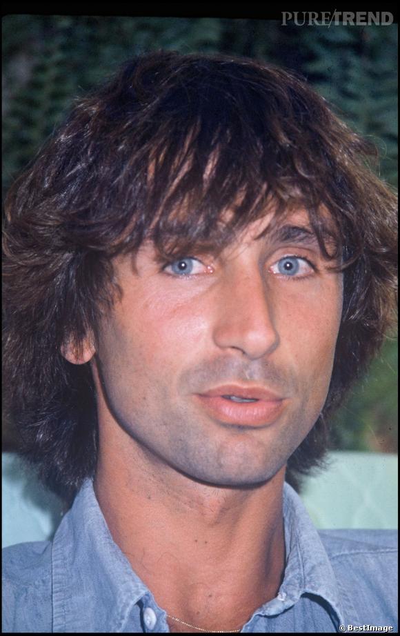 Thierry Lhermitte, le beau gosse dans les années 80.