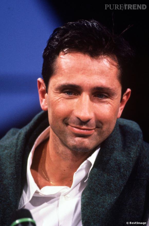Thierry Lhermitte, un sourire charmeur.