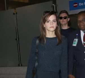 Emma Watson, le style preppy pas si sage...un look à copier !