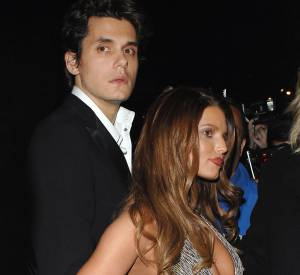 John Mayer et Jessica Simpson en mai 2007.