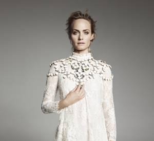 Campagne H&M Conscious Exclusive 2014 avec Amber Valletta.