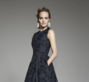 H&M Conscious Exclusive rhabille Amber Valletta en 20 silhouettes canons