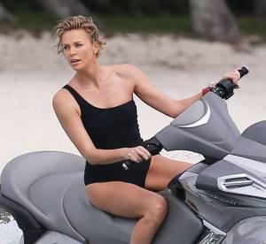 Charlize Theron, actrice bionique : pas un gramme de cellulite à 38 ans !