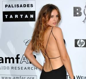 Kasia Smutniak sait aussi se montrer sexy, comme au gala de l'amfAR en 2009.