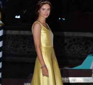 Kasia Smutniak, une princesse moderne.