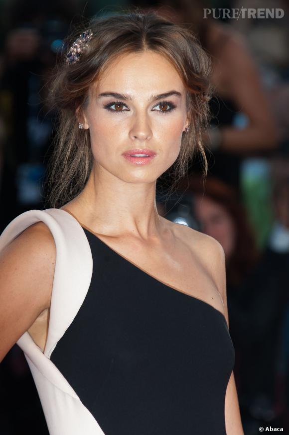 Kasia Smutniak, féérique au Festival du film de Venise en 2012.