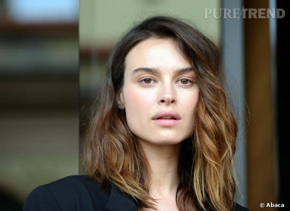 Kasia Smutniak, une beauté naturelle qui prêtera son image au nouveau parfum Fendi.