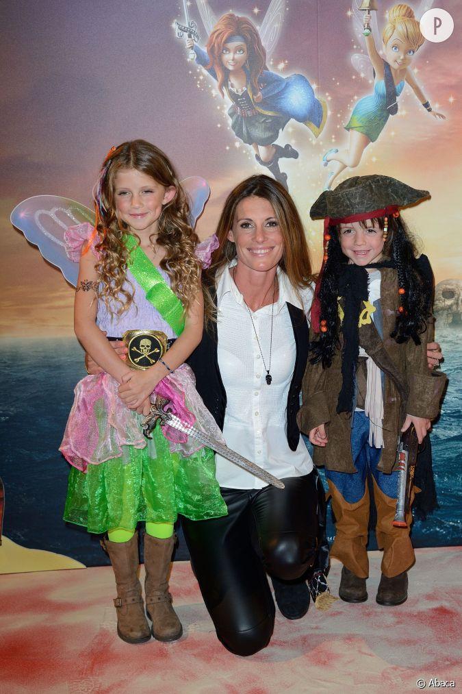Sophie thalmann miss france 1998 et ses enfants charlie - Sophie thalmann charlie soumillon ...
