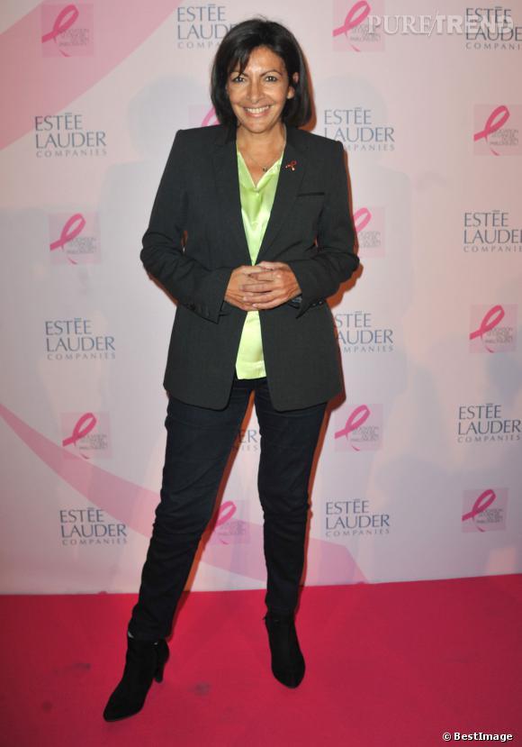 Côté mode, Anne Hidalgo aime Agnès B et Carven.